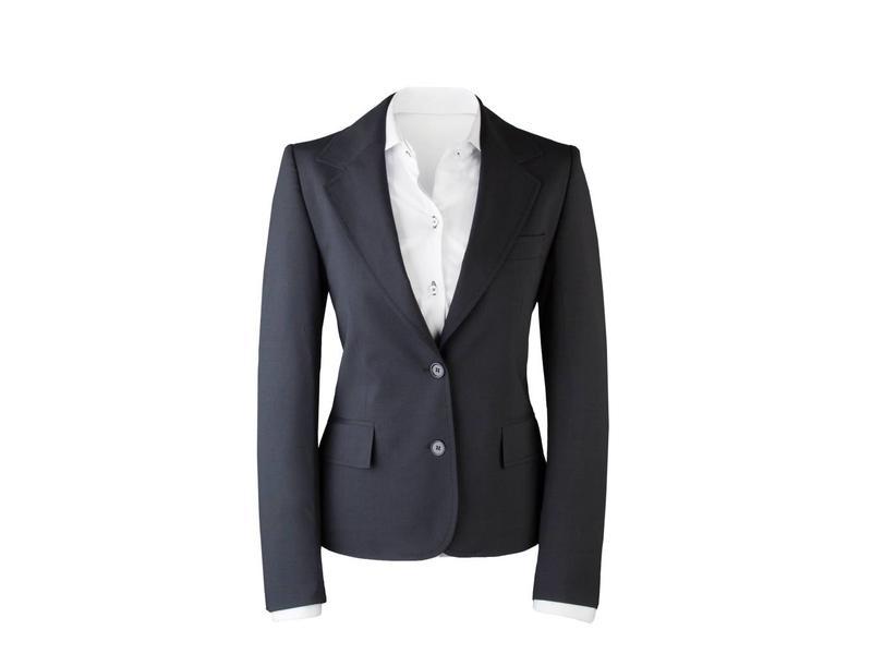 Suit for Work Ladies 3-delig Navy met rok