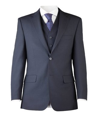 Suit for Work 2-delig Navy