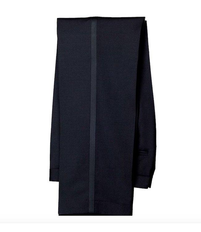 Smoking sjaalkraag pantalon los