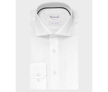 Michaelis wit twill shirt