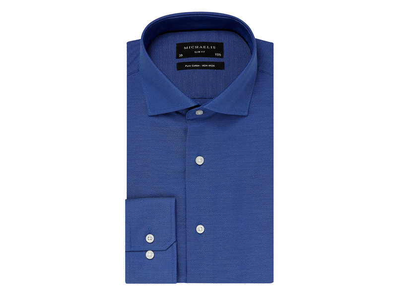 Michaelis Navy shirt