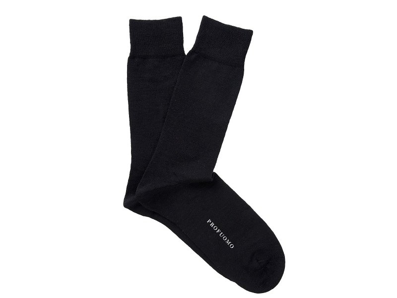 Das, manchetknoop en sokken