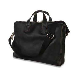 Profuomo Business bag zwart