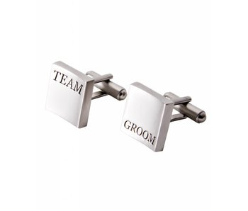 Profuomo Team Groom cufflinks