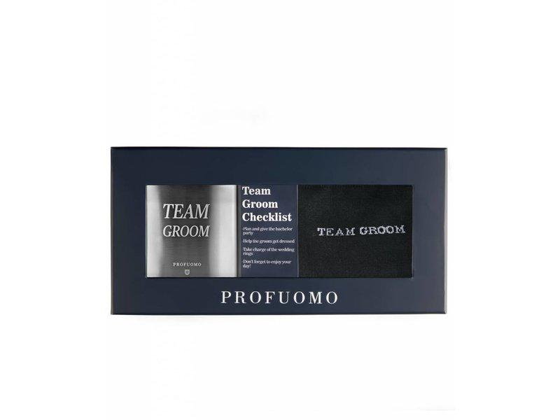 Profuomo Team groom checklist pakket Anthra