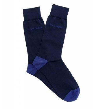 Profuomo Team groom sokken navy
