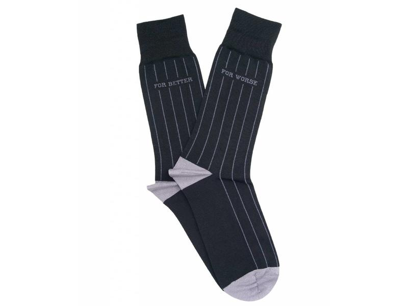 Profuomo Anthra mercerized socks