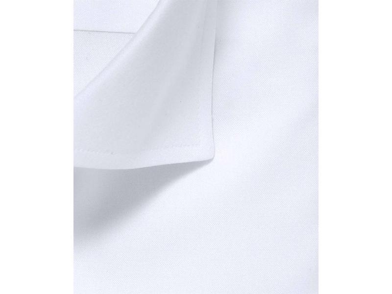 Profuomo Shirt White pinpoint oxford smart  non iron slim fit.