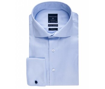 Profuomo Originale blue non iron