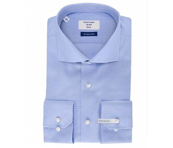 Profuomo Sky blue pinpoint oxford smart extra long sleeve