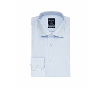 Profuomo Originale blue regular fit widespread collar