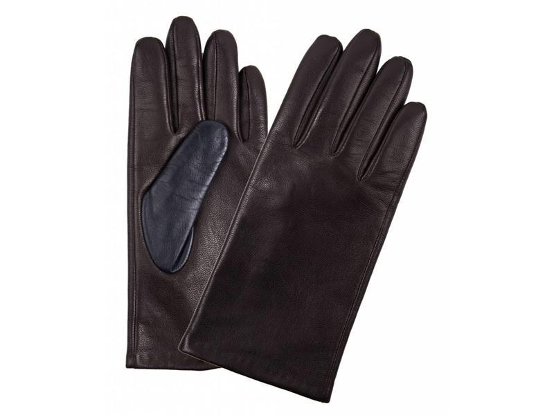 Profuomo Glove Brown nappa leather