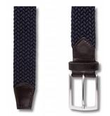 Profuomo Belt Elastico Navy