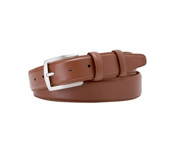 Profuomo Belt Leather Cognac