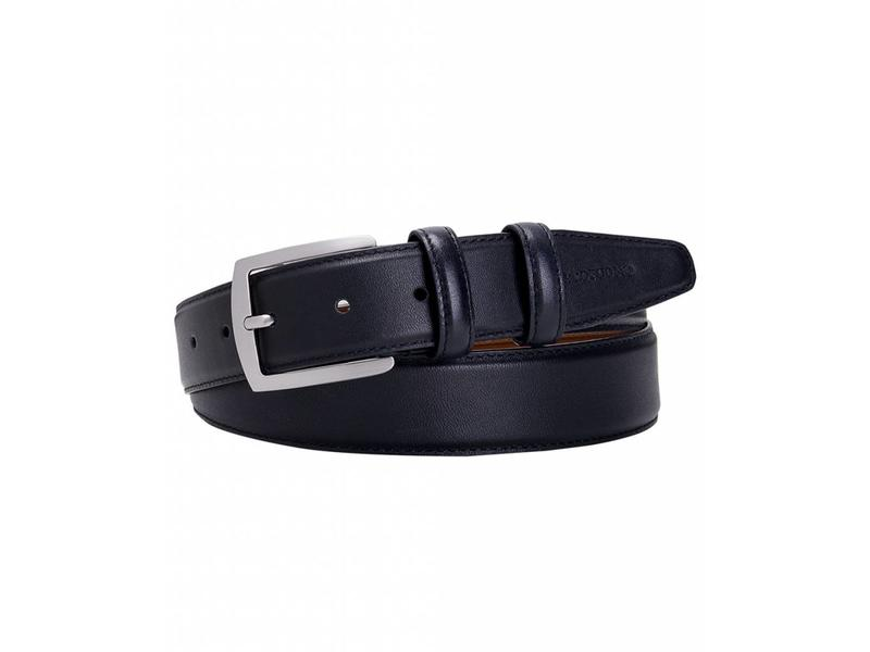 Profuomo Belt Leather Black
