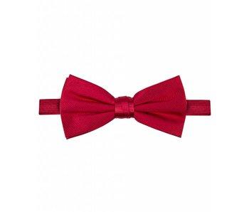 Michaelis Bowtie red solid silk.