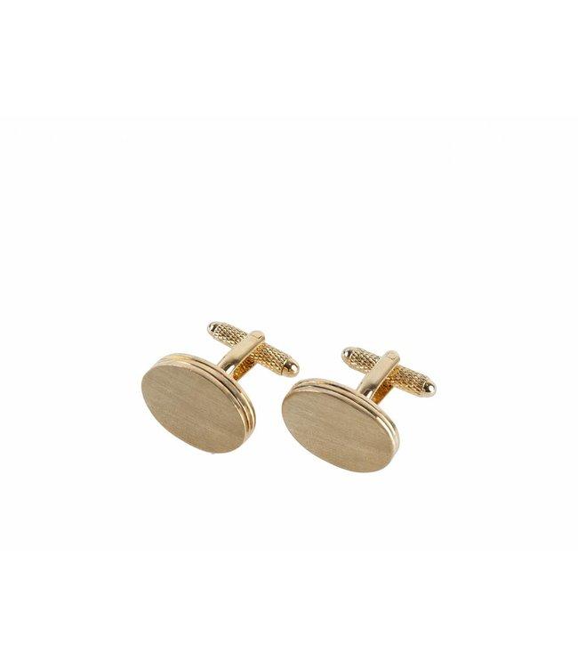 Fredericks&Henderson  Manchetknoop goud