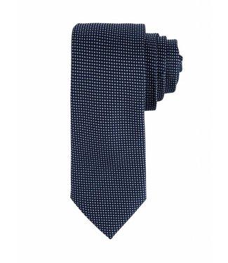 Fredericks&Henderson  Navy silk tie