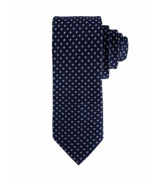 Fredericks&Henderson  Blue silk tie
