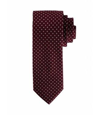 Fredericks&Henderson  Red silk tie