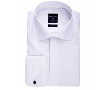 Profuomo Originale white smoking shirt non iron