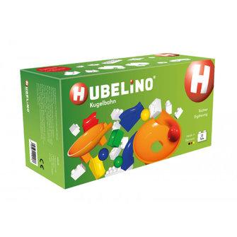 Hubelino Hubelino 22-delige baanelementenset met trechter