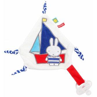 Nijntje Knuffeldoekje boot