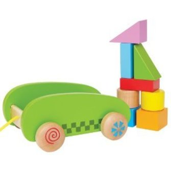 Hape Block & Roll mini