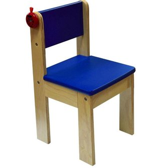 I'm Toy Goodie stoel blauw  IM42022BL