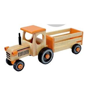 tractor met aanhanger IM29890