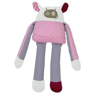 I'm Toy Vrolijke Knuffel Varkentje Roze