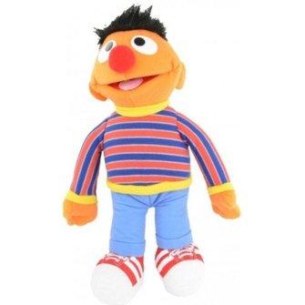 Pluche knuffel Sesamstraat - Ernie