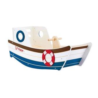 Hape Houten schommelboot