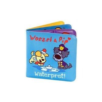 Woezel en Pip Badboekje waterpret