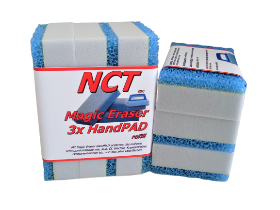 Powerpearl NCT Magic Eraser Pad 14 - 3er Pack