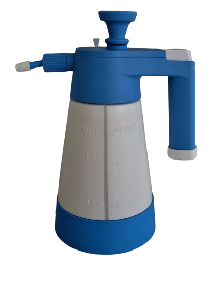 Powerpearl Pumpsrühflasche 1,5L