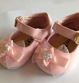 Roze baby en kinderschoentje