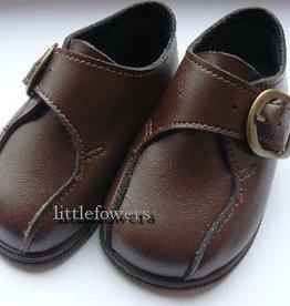 baby schoentje bruin maat 18