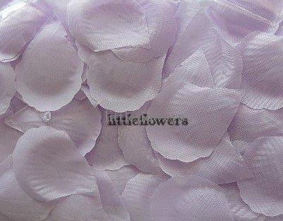 Strooiblaadjes lila