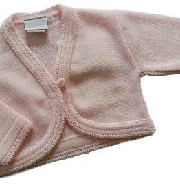 Baby vestje roze