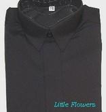 Jongens overhemd zwart