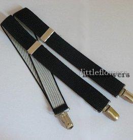 Bretels zwart