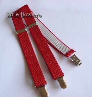 Bretels rood
