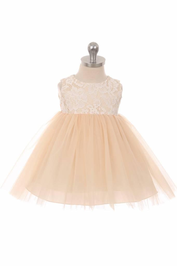 Baby feestjurk bruidsmeisjes jurk Lize