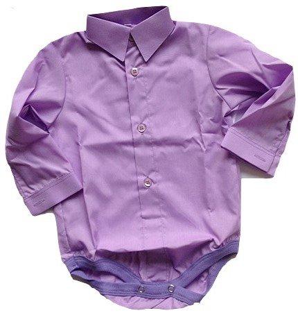 Baby overhemd model romper