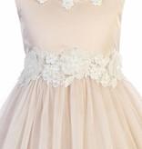 Bruidsmeisjes jurk feestjurk Benthe blush