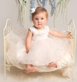 Baby jurk Amy blush
