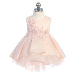 Baby jurk Nathalia blush