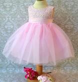 Baby jurk Gyana roze