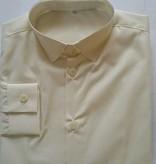 Overhemd ivoor slim fit